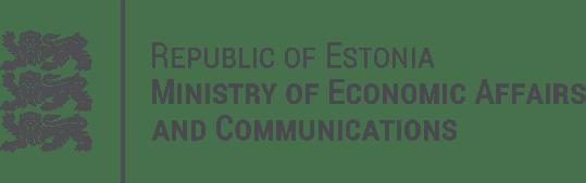 Logo of Estonia's Ministry of Economic Affairs